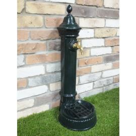 Cast Iron Garden Faucet Stand & Tap