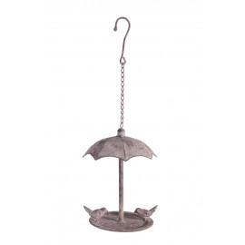 """Carden Croft"" Umbrella Hanging Bird Feeder"