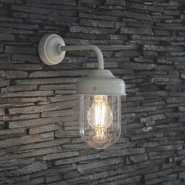 Cream Modern Wall Mounted Barn Light