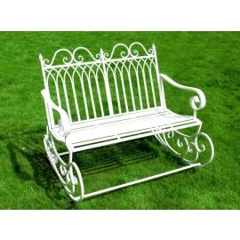 """Tattencroft"" Two Seater Rocking Bench"