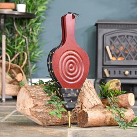 Wooden Traditional Fireplace Bellows