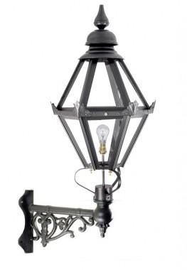 Craven Lantern and Corner Bracket