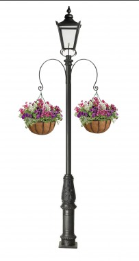 Simplistic Loop design Hanging Basket Bracket