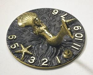 Mermaid Sundial - 175mm