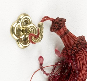 """Riviera"" Curtain tie back"