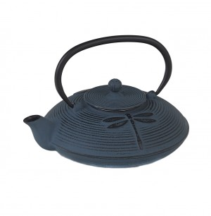 'Dragonfly' Cast Iron Teapot