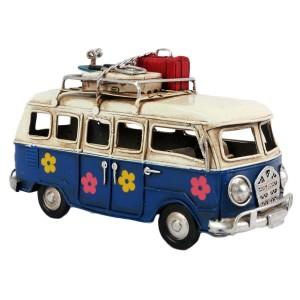 """""""Flower Power"""" Camper Van Model"""
