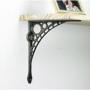 """Ironbridge"" Shelf Bracket - Large 33 x 33cm"