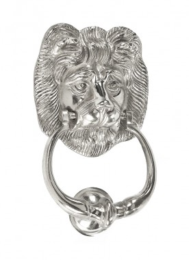 The Britannia Lion Door Knocker
