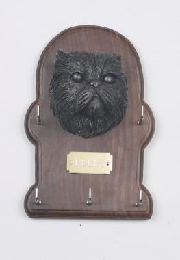 Persian Cat Key Holder