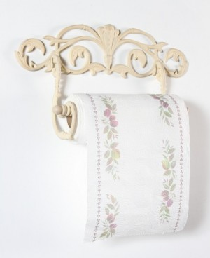 The Venetian Kitchen roll holder