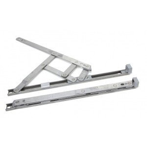 Stainless Steel Defender Friction Hinge - Side Hung 12""