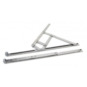 Stainless Steel Defender Friction Hinge - Top Hung 16""