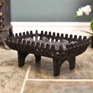 Heavy Duty Fireplace Basket