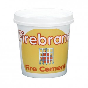 Fire Resistant Fire Place Cement - 1kg