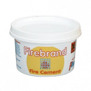 Fire Resistant Fire Place Cement - 500g