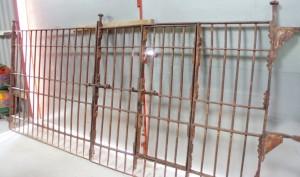 Large Iron Gate 7
