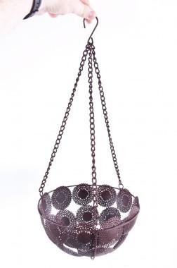 Hanging Basket Disk Design