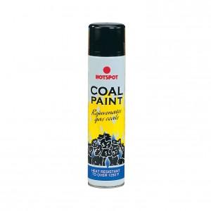 Heat Resistant Coal Paint