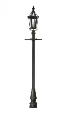 Highbury 2.7m Lamp Post Set