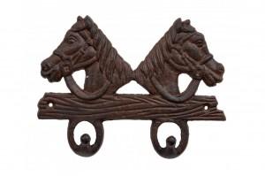 'Gymkhana' Horse Coat Hooks