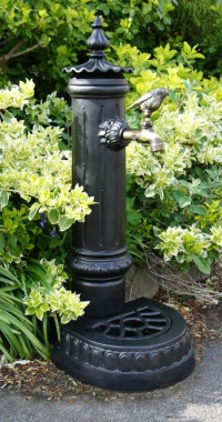 """""""Pemberley"""" Garden Faucet or Tap stand"""