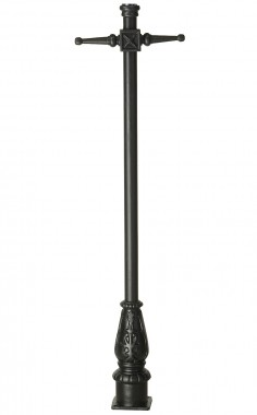 Lamp Post (2m) Cast Iron