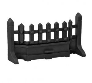 Medieval Black Fire Front