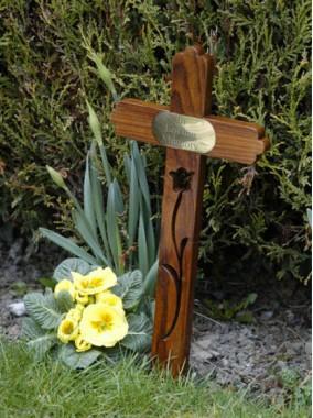 Memorial Marker Cross