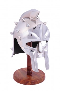 "Decorative Scale ""Spaniard Gladiator"" Helmet"