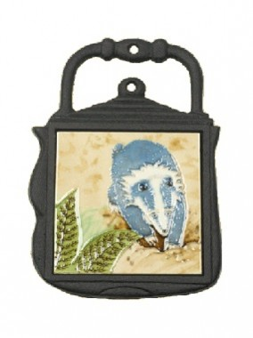 Kettle Trivet Badger