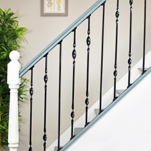 Set of 3 Stair Spindles Made From Iron