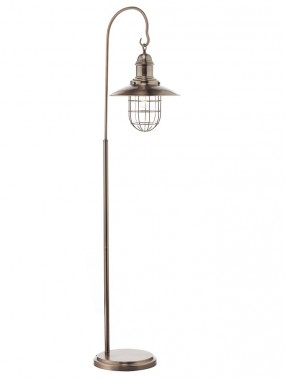 Retro Industrial Style Floor Lamp