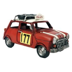 """""""Monte Carlo"""" Mini Cooper Racing Car Model (Small)"""