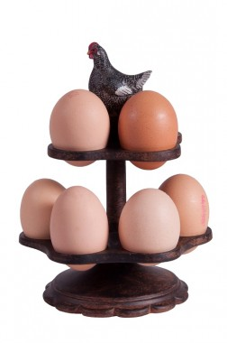 Aunt Gladys Egg Rack