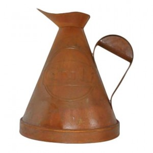 """""""Gulf"""" Jug Finished in a Rustic Finish"""