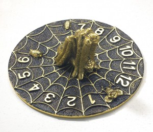 Spiders Web Sundial - 195mm