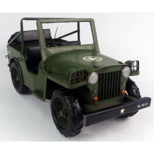 US Army Jeep Scale Model
