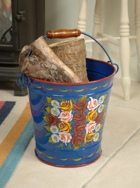 Hand Painted XL Bucket