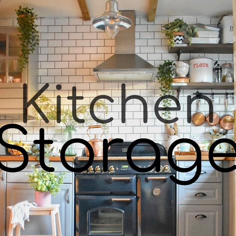 'Hook'ing You Up With Kitchen Storage
