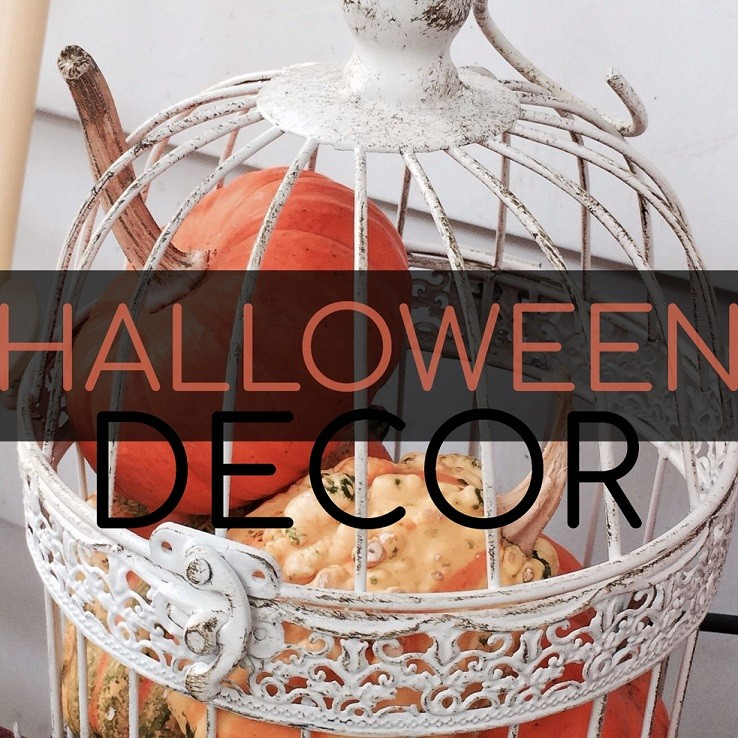 Halloween Home Decor and Styling