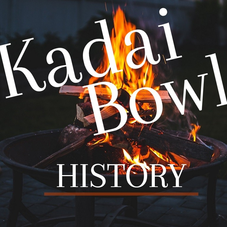 The History of Indian Kadai Bowls