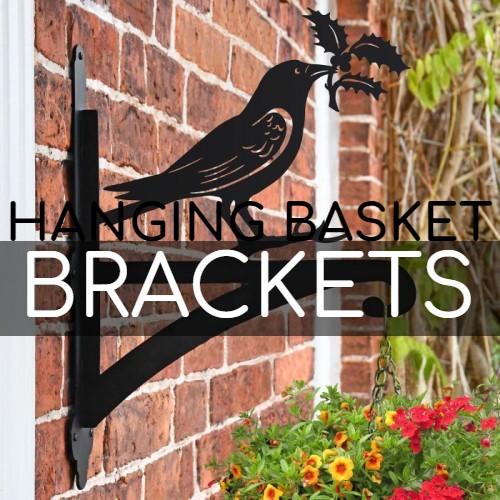 Animal Hanging Basket Brackets Guide