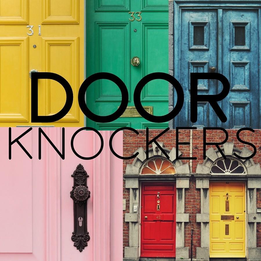 Bonkers About Door Knockers