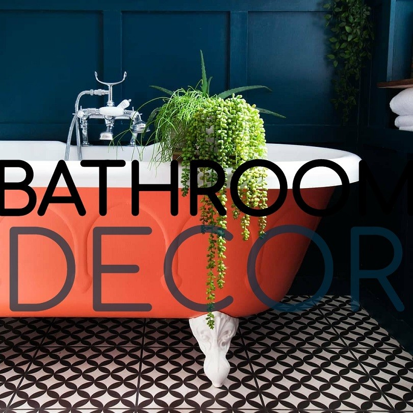 Bathe Your Bathroom in Style
