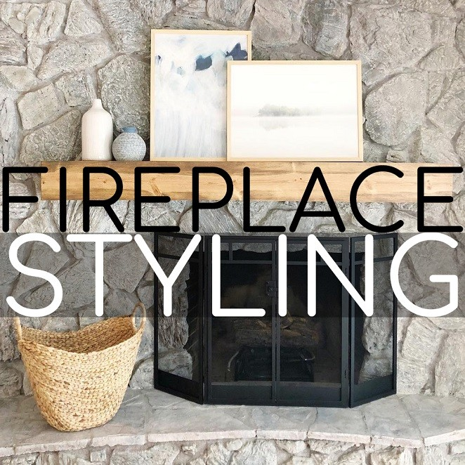Modern Fireplace Styling 2020