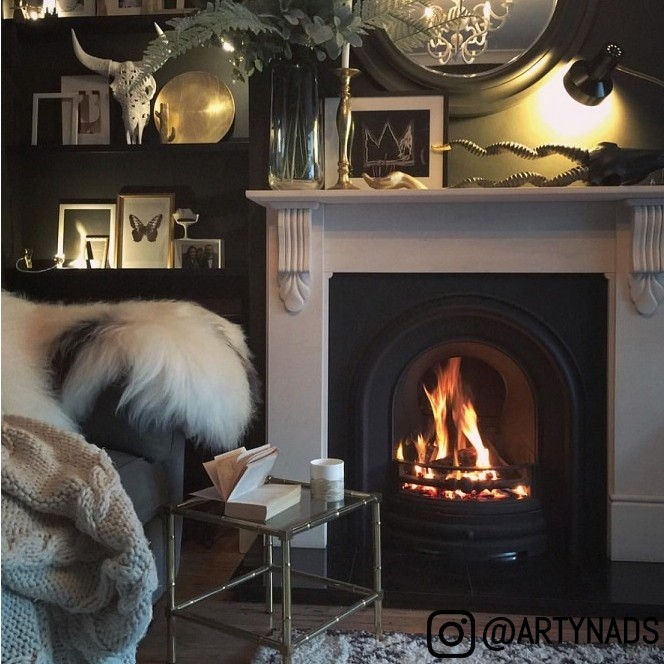 The History of All Things Fireplace