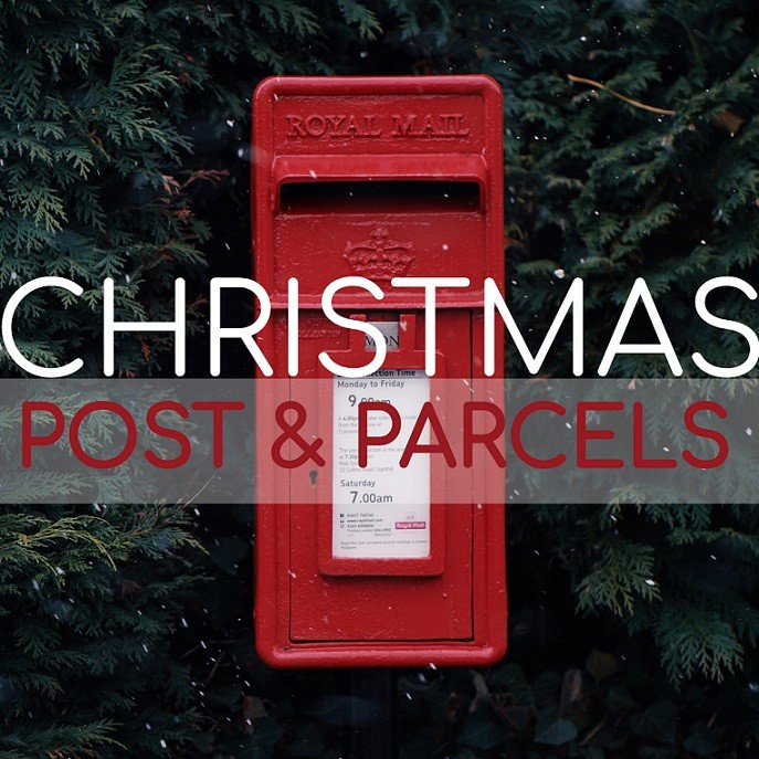 Receiving Parcels Over Christmas