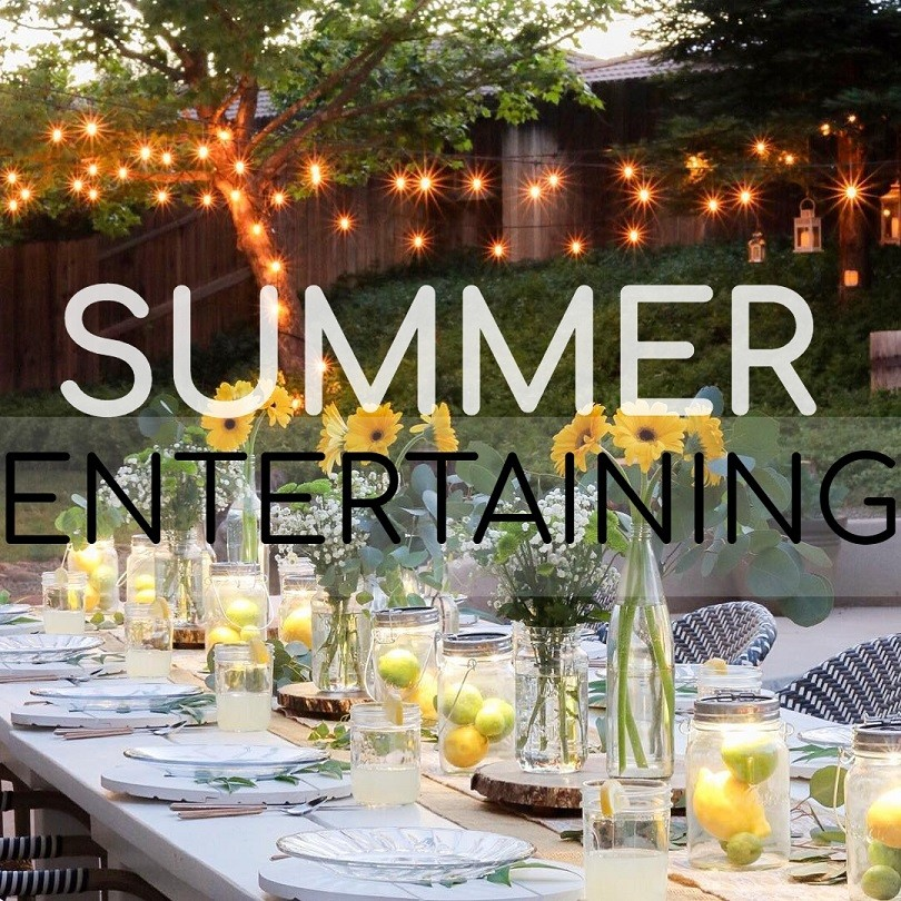 Summer Entertaining Guide