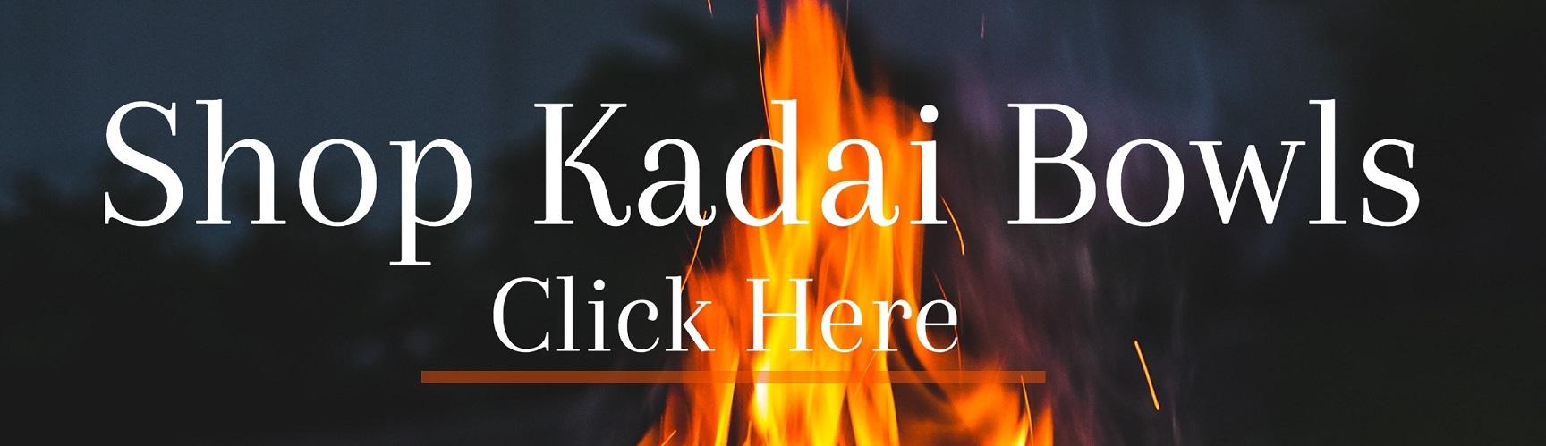 Our Range of Kadai Bowls